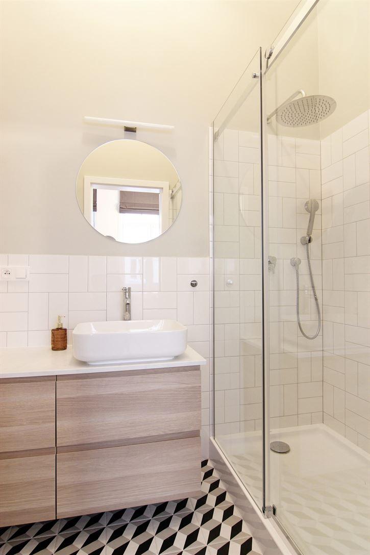 Projekt łazienki w mieszkaniu na warszawskiej pradze
