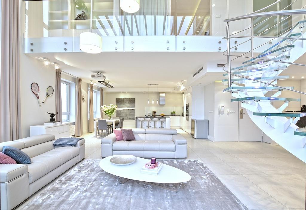 Home staging apartamentu w Warszawie