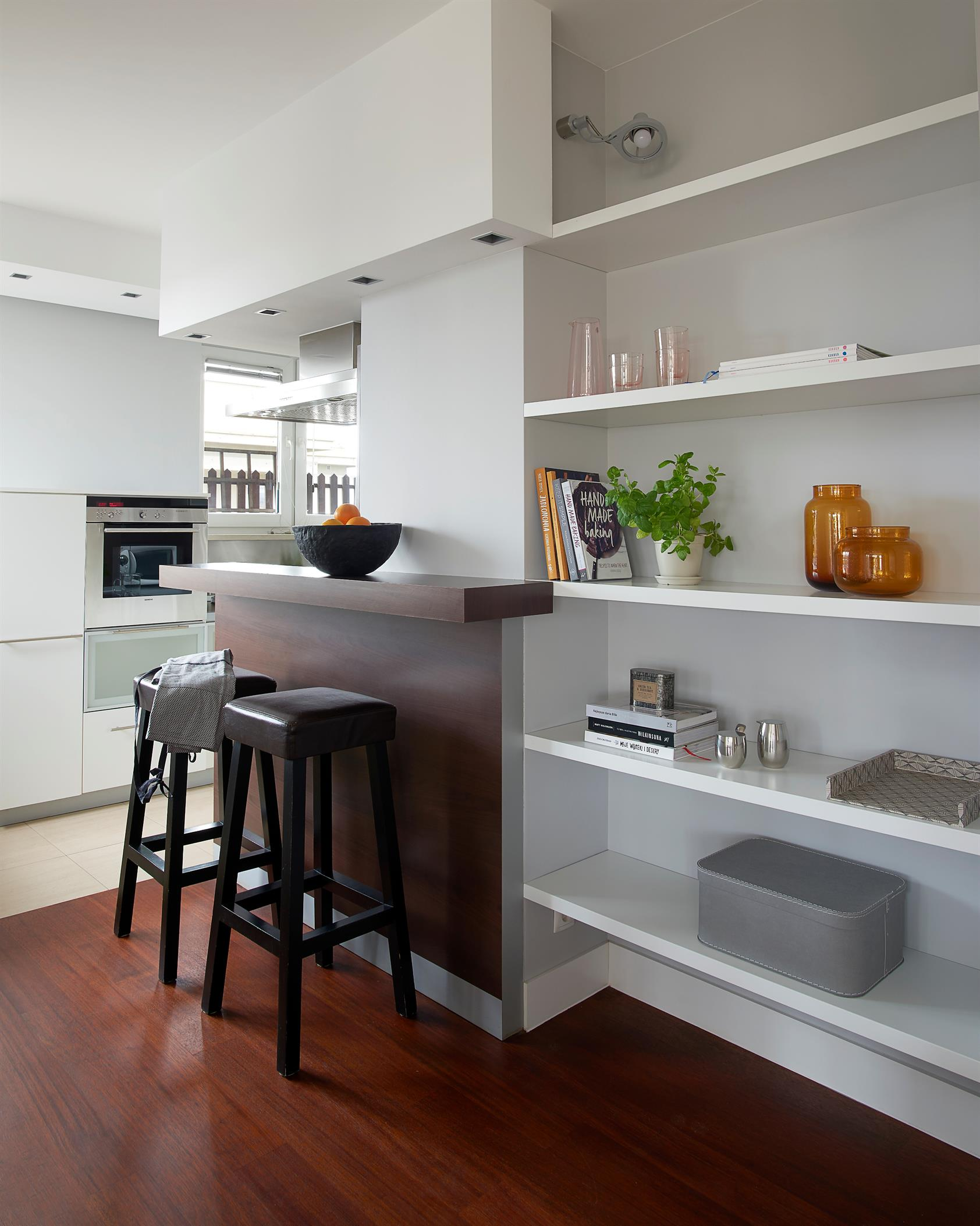 Home staging kuchni w Warszawie