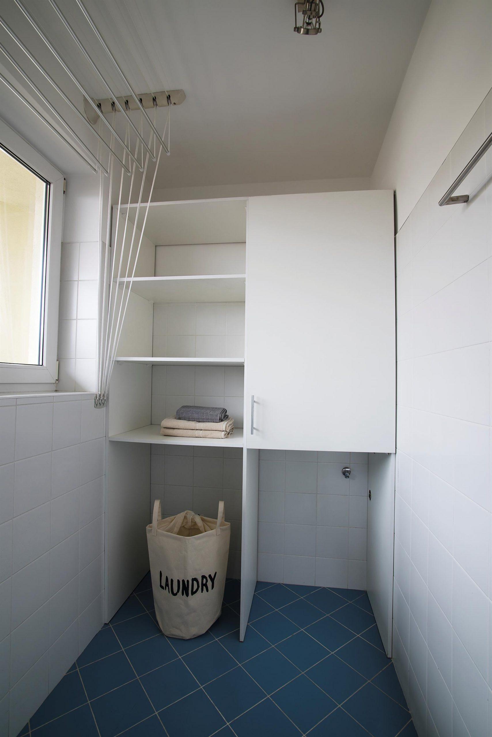 Home staging pralni w Warszawie