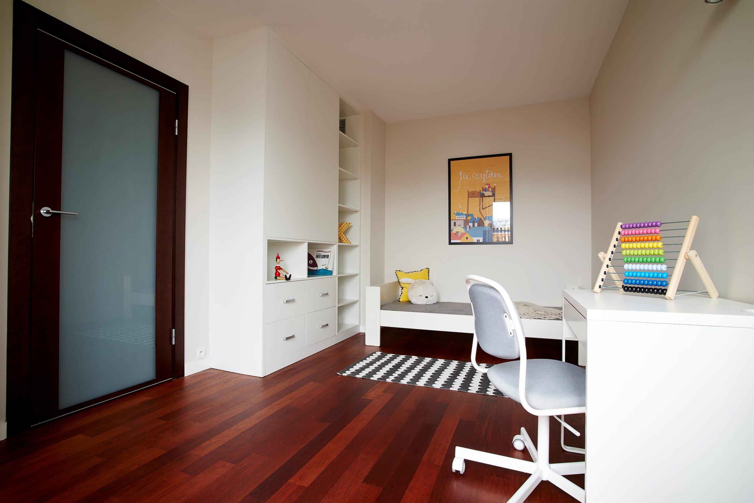 Home staging pokoju dziecka na warszawskiej ochocie
