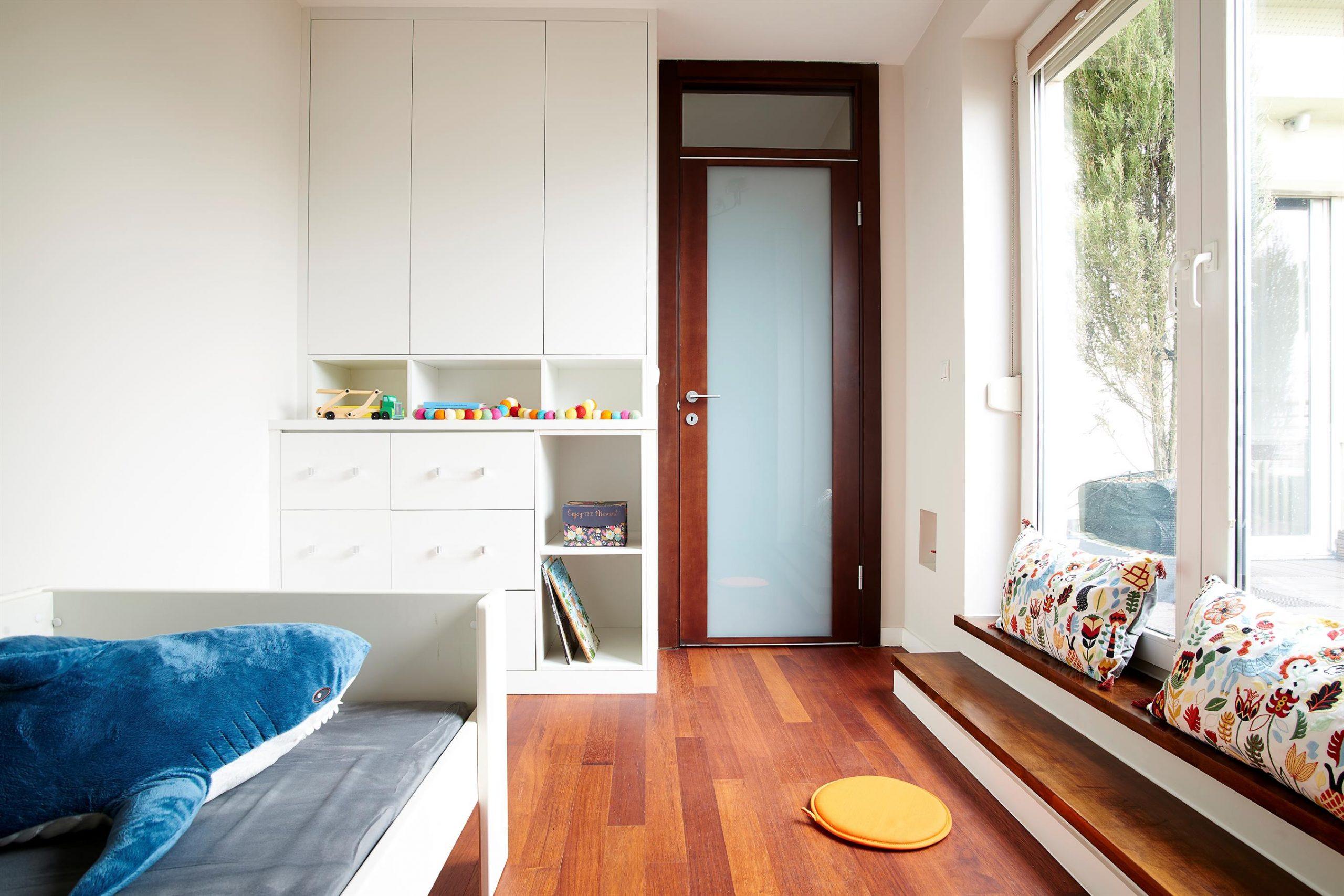 Home staging pokoju dla dziecka na warszawskiej ochocie