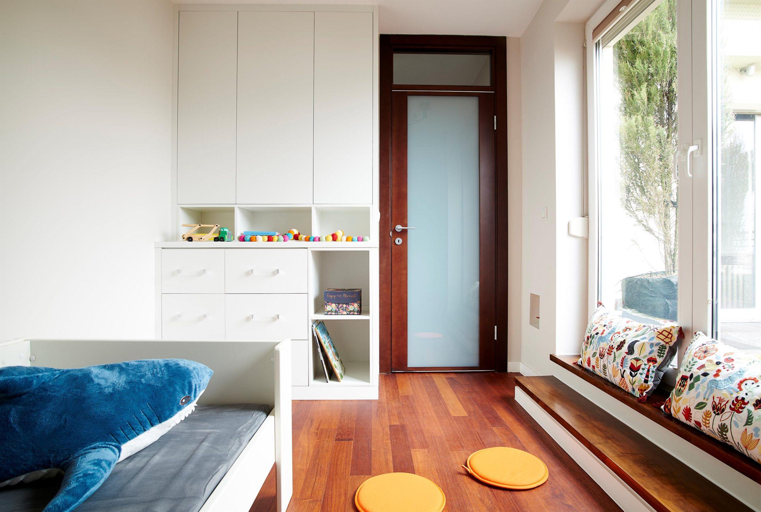 Home staging pokoju dla dziecka w Warszawie