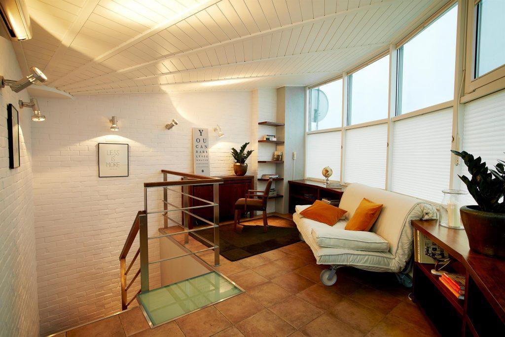 Home staging przestrzeni do pracy w Warszawie